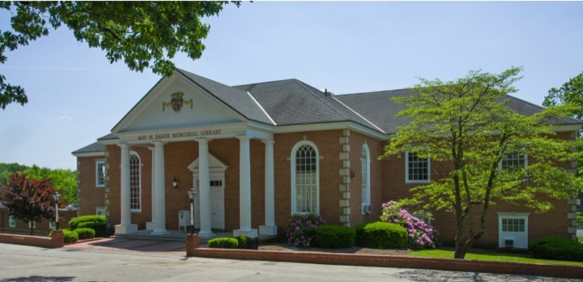 May H. Baker Memorial Library